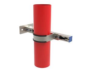单立柱立管支架